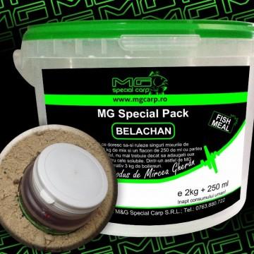 Mix + Parte liquida Belachan