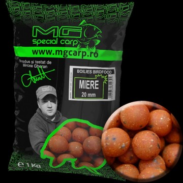 Boilies Miere