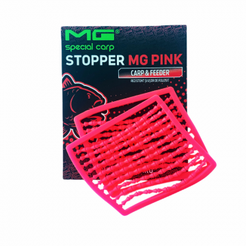 Stopper siliconic MG PINK