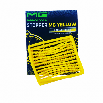 Stopper siliconic MG YELLOW